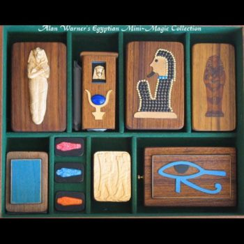 Egyptian Mini-Magic Collection