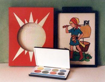 The Magic Paint Box