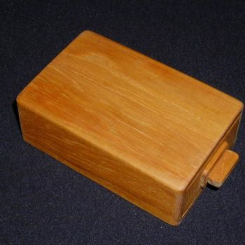 Review by Andy Martin for Mini Locking Drawer Box