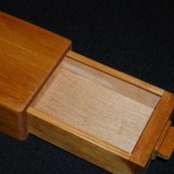 Mini Locking Drawer Box